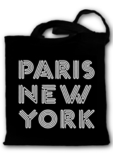 Tote Bag  PYN - Restaurant Burgers Paris