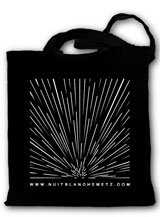 Sac noir Tote bag Culture