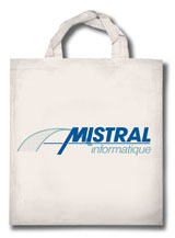 Mistral Informatique Sac Promotionnel