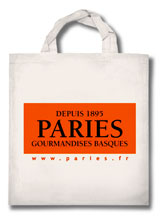 Pariès - Chocolats Pays Basque