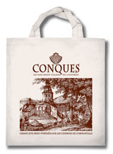 Sac Office de Tourisme Mairie Conques Aveyron