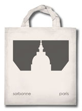 La Sorbonne Paris - Sac boutique Université