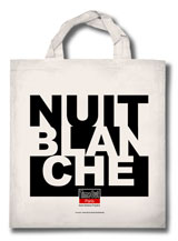 Sac Nuit Blanche 2012 Mairie de Paris - Time Out