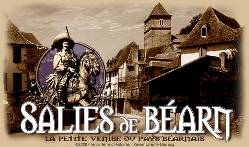 Resultado de imagen de le sel de Salies-de-Béarn