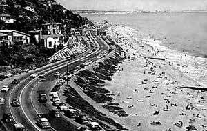 Pacific Palisades - Santa Monica, where Ron Mael & Russell Mael grew up