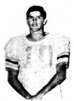 Russell Mael was quarterback for his Palisades High School Dolphins football team.