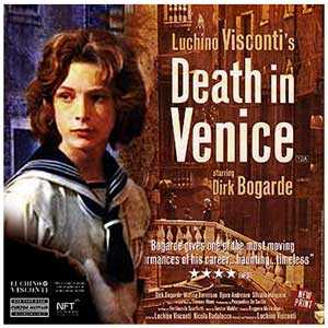 "Luchino Visconti ""Death In Venice"" movie poster"