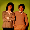 "Ron and Russell Mael ""Kimono My House"" Lp album"