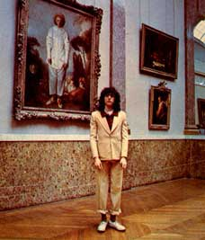 Photo de Sparks au Louvre - 1975 Paris, France