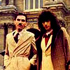 Russell Mael and Ron Mael in Paris