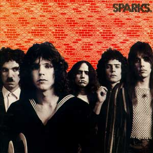 Sparks Lp on Bearsville Records produced by Todd Rundgren