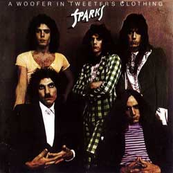 Sparks - A Woofer In Tweeter's Clothing CD Bearsville