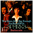 "Sparks single Island Germany - ""This Town"""
