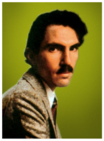 Ron Mael songwriter of This Town Ain't Big Enough For Both Of Us