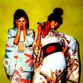 SPARKS - KIMONO MY HOUSE - LP FRONT COVER