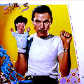 SPARKS - PULLING RABBITS FROM A HAT - LP FRONT COVER