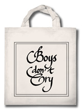Boys Don't Cry - Mode Masculine Homme