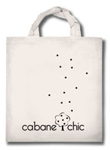 Tote Bag Cabane Chic - Neuilly
