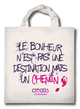 Tote Bag Créatis Marseille - Chaussures Luxe