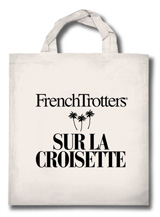 Tote Bag FrenchTrotters - Paris Cannes