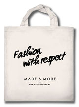 Made And More - Belgique tote bag