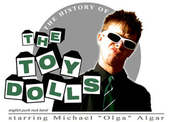 Toy Dolls - Discography and albums of the punk-rock band